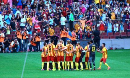 Barca Fan!!! Will Travel for Soccer!