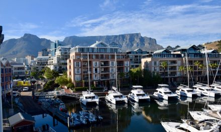 Two Days in Cape Town